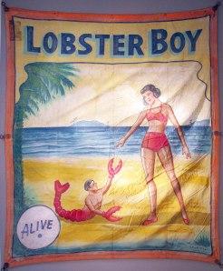Lobster Boy_Snap Wyatt